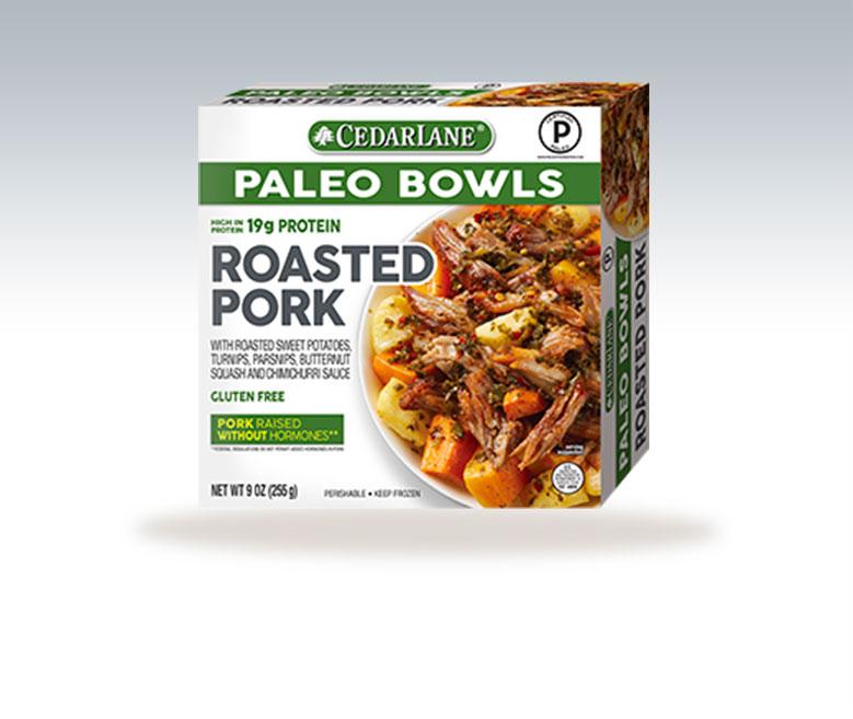 Paleo Chicken Fajita Bowl