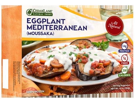 Eggplant Mediterranean (Moussaka)